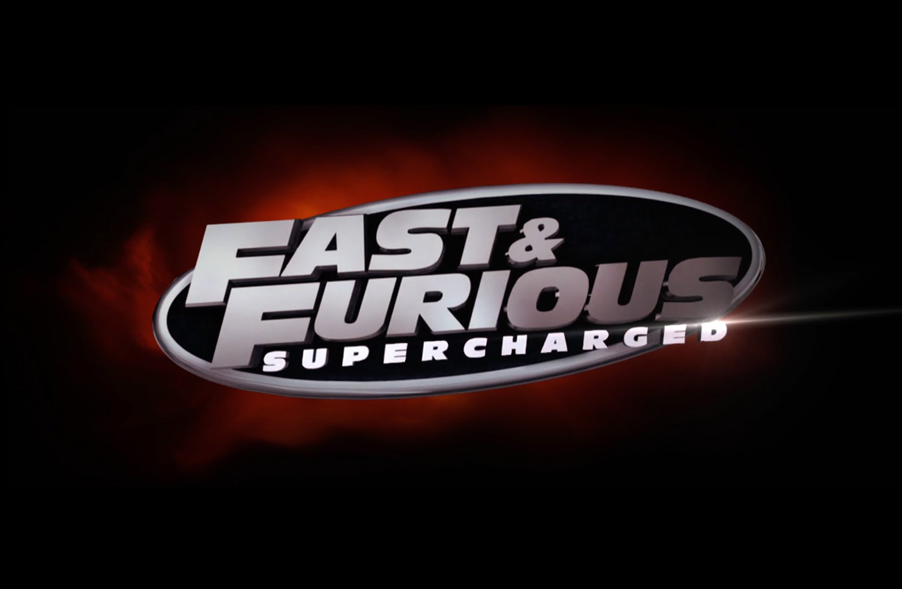 Fast & Furious Exhibition Design